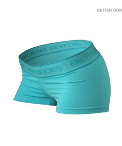 Fitness Shorts Aqua Blue