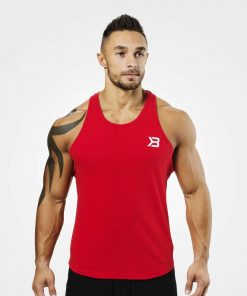 Better Bodies Essential T-back Bright Red