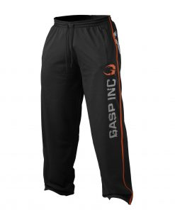 Gasp No.89 Mesh Pants Black