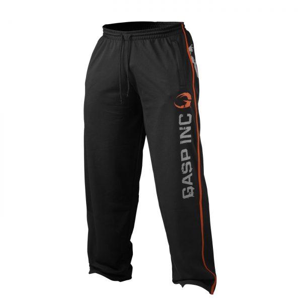 Gasp No.89 Mesh Pants Black