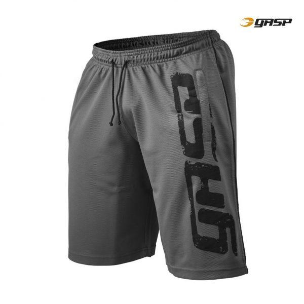 Gasp Pro Mesh Shorts Grey