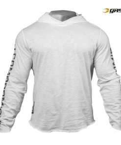 No Compromise Hoodie White