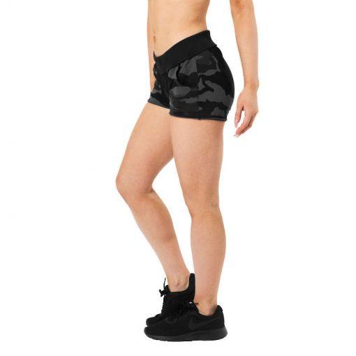 Sweat Shorts Dark Camo