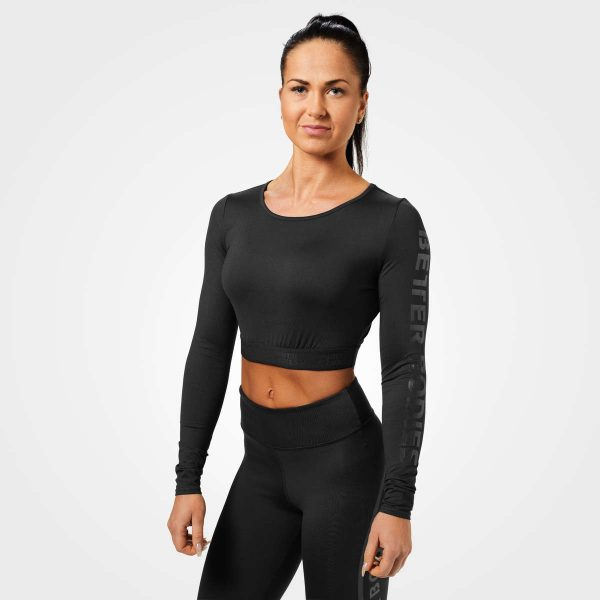 Better Bodies LS ,Better Bodies Gym, Better Bodies Clothes