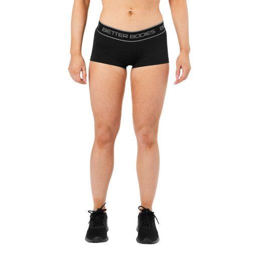Hot Pants Shorts Black