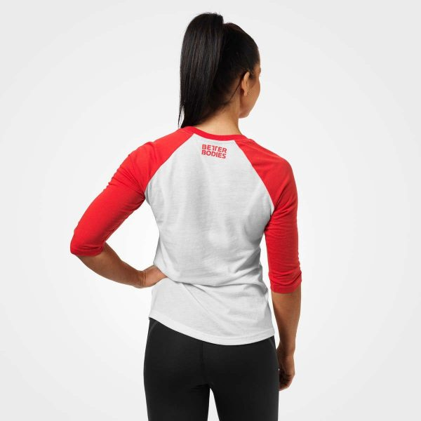 Better Bodies Baseball Tee, Better Bodies Gym, Better Bodies Clothes