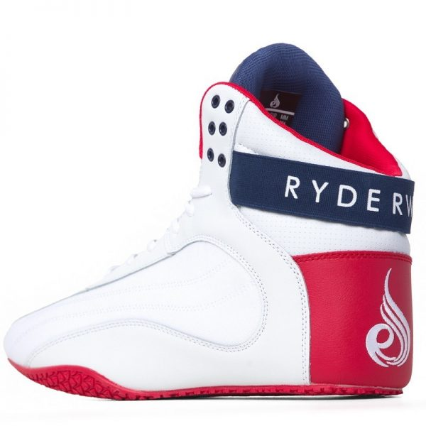 RYDERWEAR shoes, bodybuilding shoes, weight lifting shoes, footwear