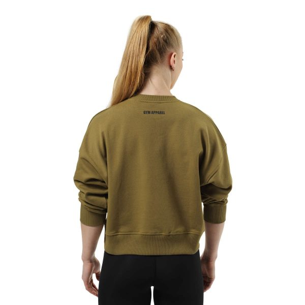 Better Bodies sweater , Better Bodies long sleeves, women's Ontario Canada
