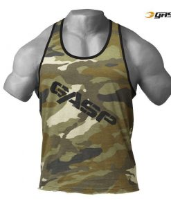 Gasp T-Back, Bodybuilding Gear, Bodybuilding Clothes, Gasp Tank Top