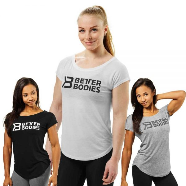 Better Bodies Tee, Better Bodies Gym, Better Bodies Clothes