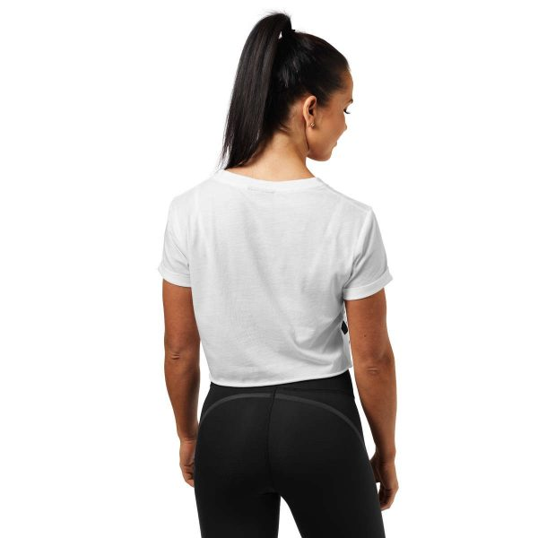 NEW - BETTER BODIES WOMENS ASTORIA CROPPED TEE