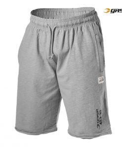 Gasp Throwback Sweatshorts Light Grey
