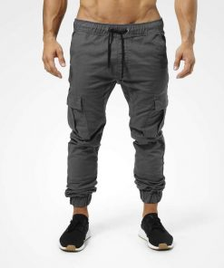 Alpha Street Pants Iron Grey
