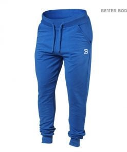 Better Bodies Soft Tapered Pants Strong Blue