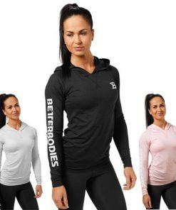 Better Bodies Performance Long Sleeves Hoodie