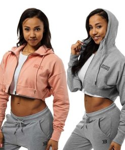 Better Bodies Astoria Cropped Hoodie