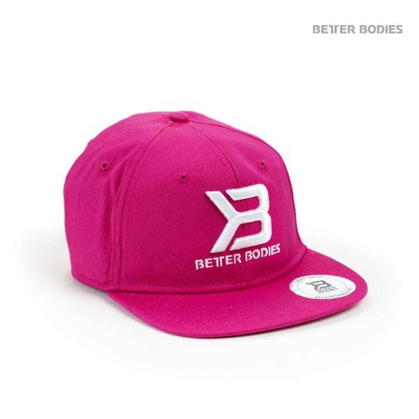 $12 OFF - BETTER BODIES WOMEN BASEBALL CAP - HOT PINK