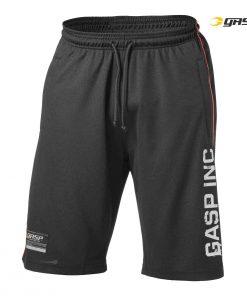 No.89 Mesh Shorts Black