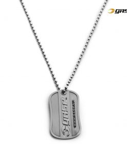 GASP TAG CHAIN NICKEL FREE STAINLESS STEAL