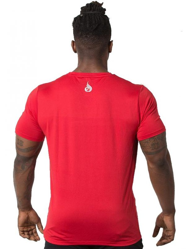 NEW - RYDERWEAR VENICE TEE - RED