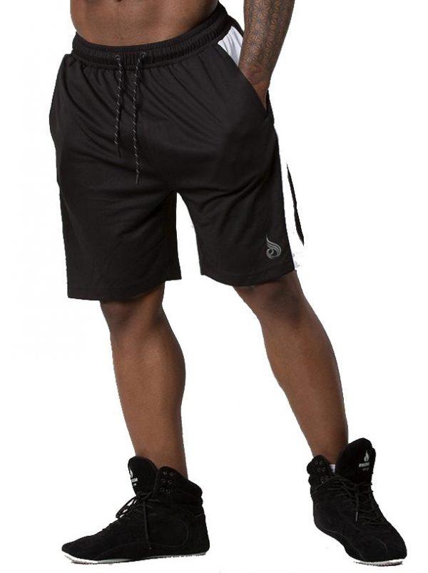 Pro Mesh Shorts Black