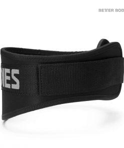 Better Bodies Basic Gym Belt Black