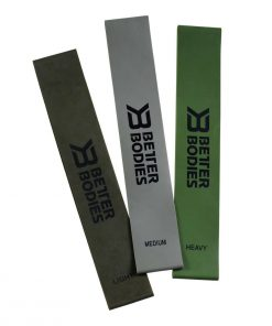 NEW - BETTER BODIES RESISTANCE MINI BANDS