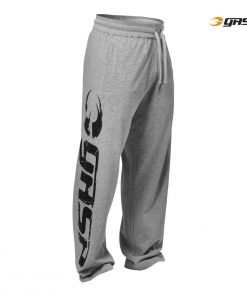 NEW - GASP SWEAT PANTS, GREYMELANGE