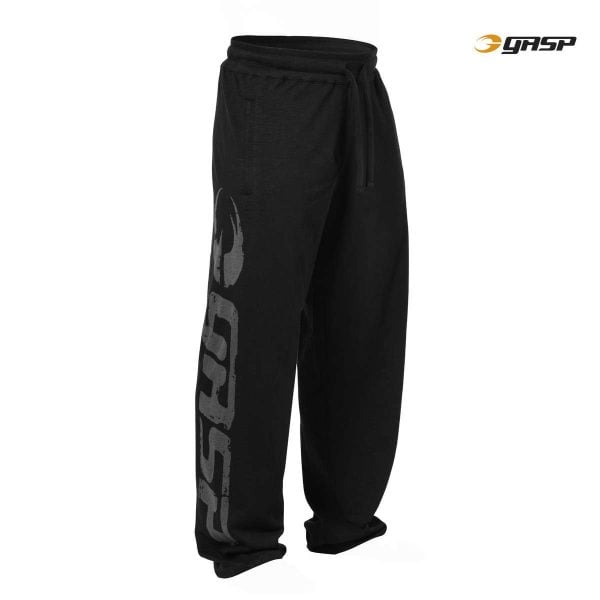 Gasp Sweat Pants Black
