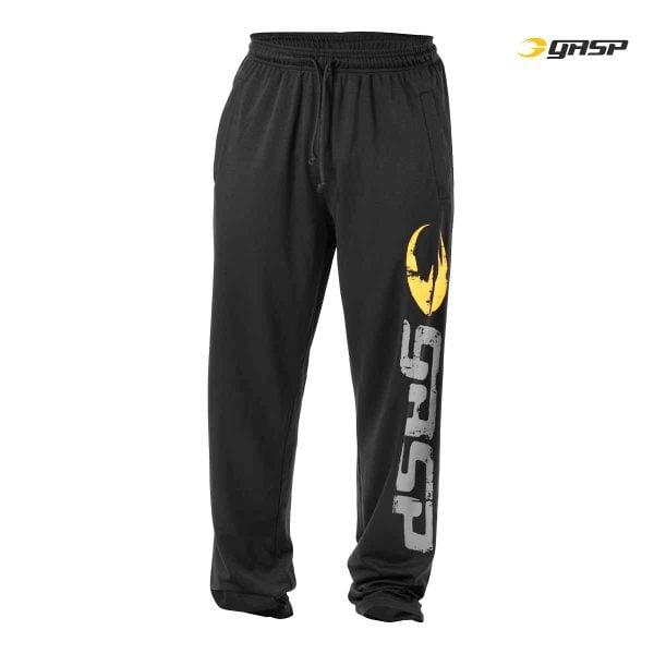 Gasp Original Mesh Pants Black