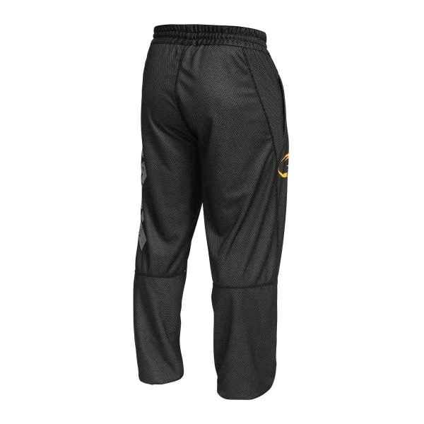 Gasp Vintage Mesh Pants - Black