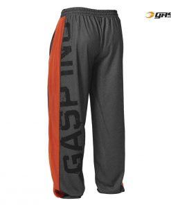 Gasp No1 Mesh Pants Black Flame
