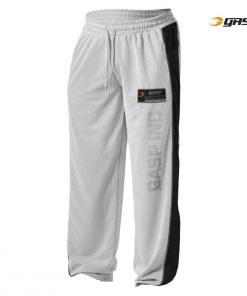 Gasp No1 Mesh Pant White Black