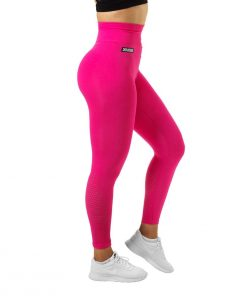 Better Bodies Bowery High Tights Hot Pink