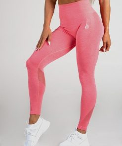 Ryderwear Seamless Tights Coral Marle