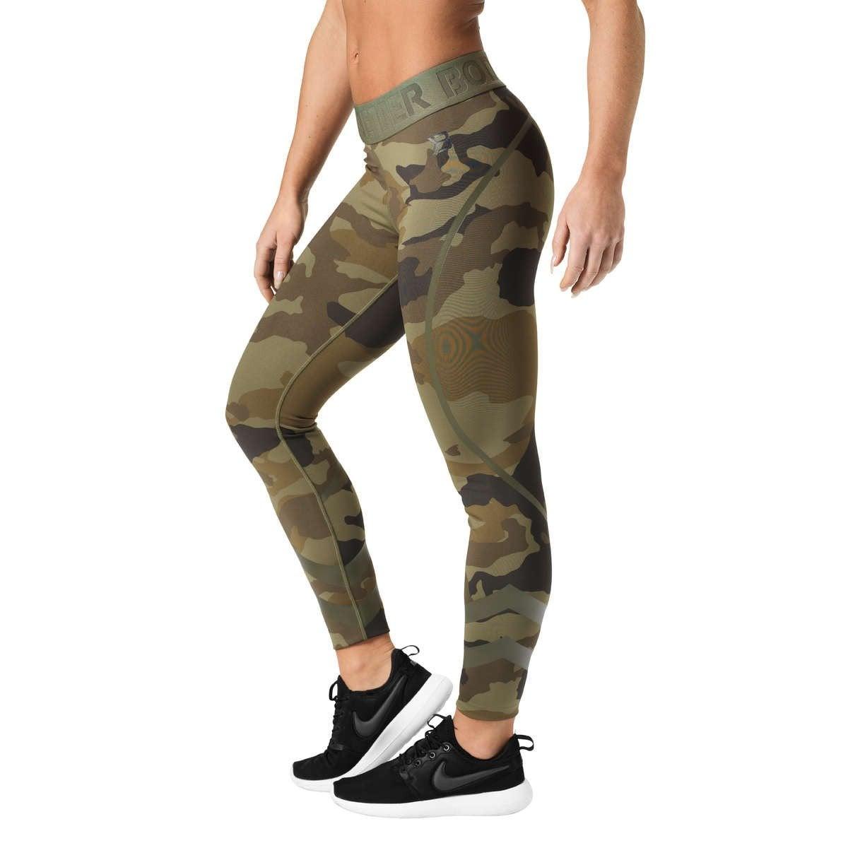aa8bfa9361fec1 Better Bodies white camo|Better Bodies Tights|Better Bodies Leggings