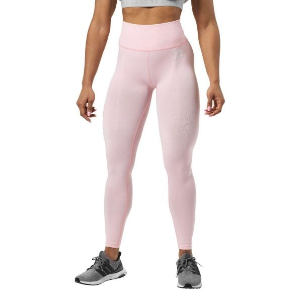 NEW - BETTER BODIES ROCKAWAY TIGHTS - Pale pink