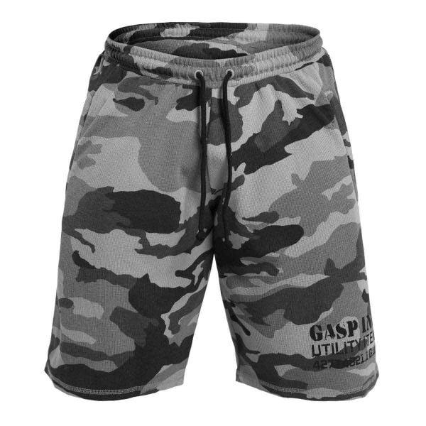 GASP Thermal Shorts Tactical Camoprint
