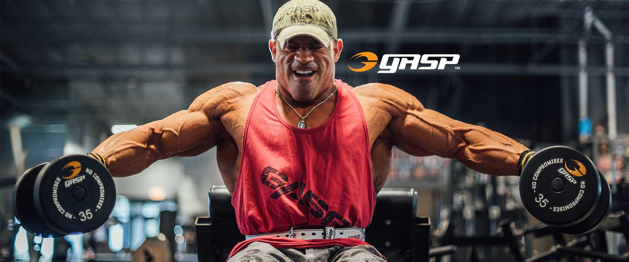 GASP Bodybuilding Gear Ontario
