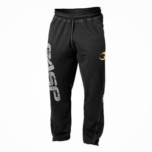Gasp Vintage Sweat Pants Black