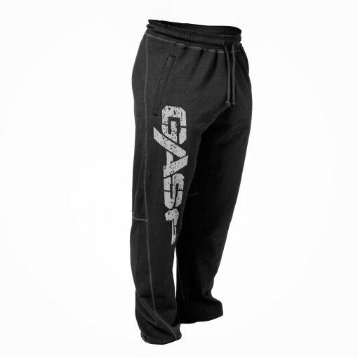 Gasp Vintage Sweat Pants Black