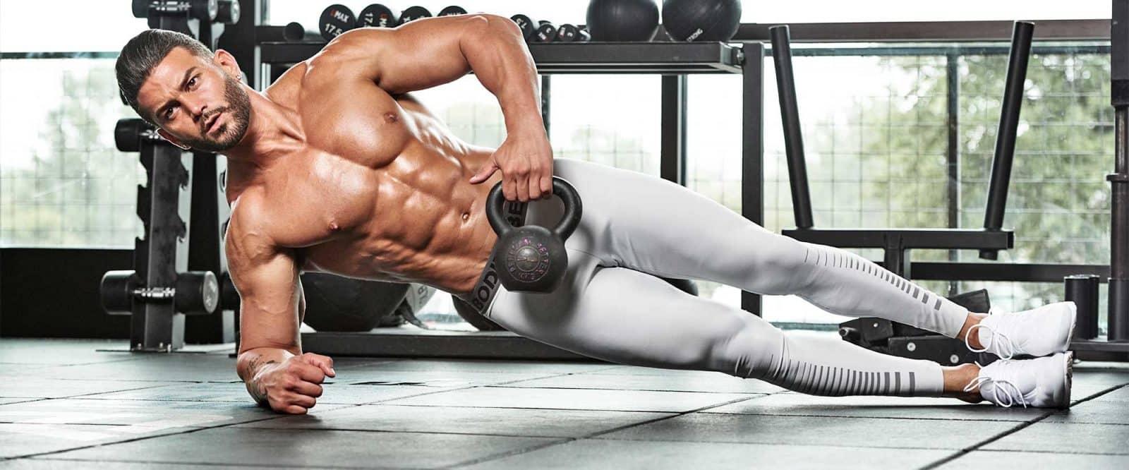 Better Bodies Gym Bottoms