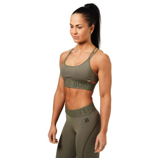 Astoria Sports Bra Wash Green